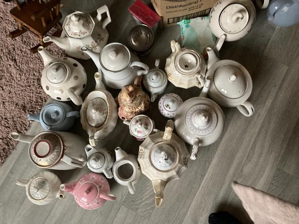 60 teapots bundle