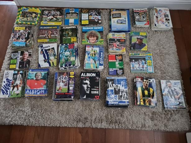 WBA programmes over 500