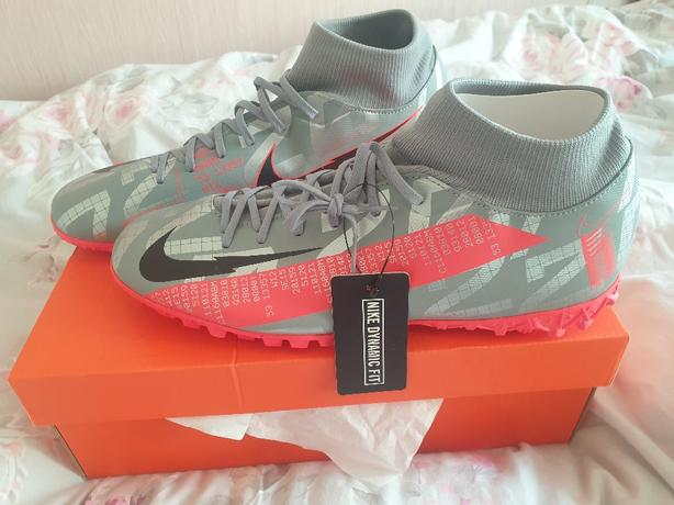 size 11 nike astroturf trainers
