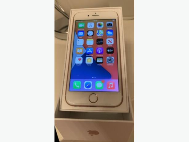 Iphone 6s boxed mint