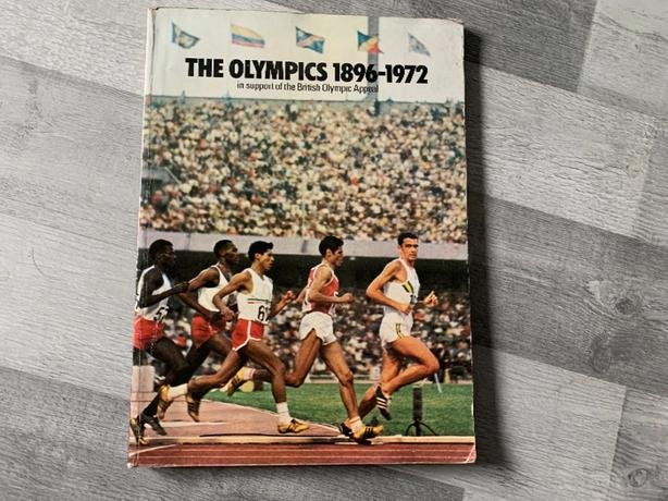 The olympics 1986-1972 by