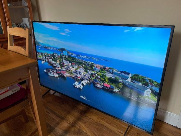 65inch song led ultra HD smart 4k android no offers