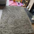 IKEA Hampen High Pile Shaggy Beige Rug