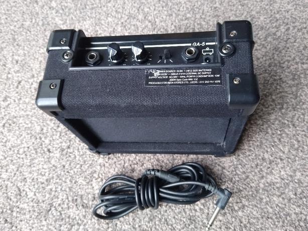 GA-5 Mini amplifier Asda Spec code 666/132