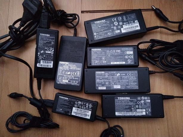 Toshiba laptop chargers ac adaptors £9 each