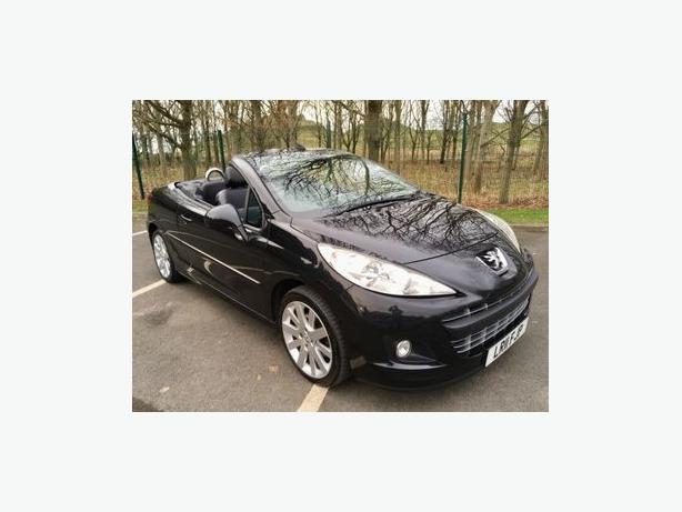 Peugeot convertible