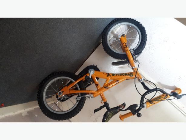 """14 """" kids bike"""
