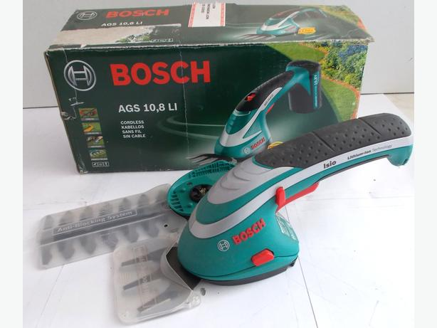 Bosch AGS 10,8 Li Edging Shear