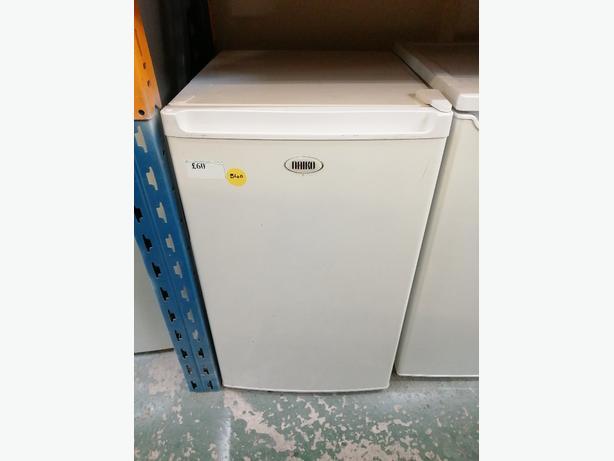 Naiko undercounter freezer at Recyk