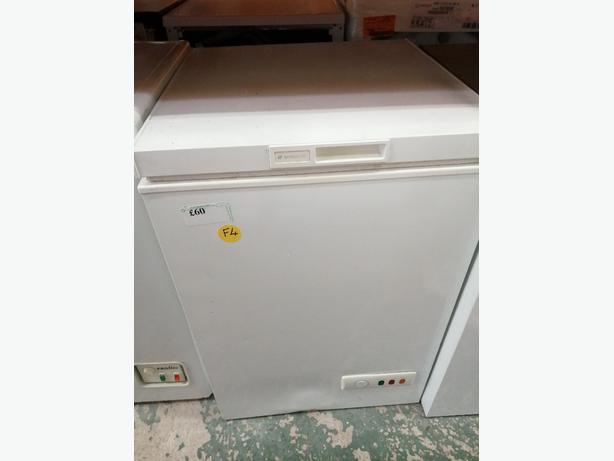 Skandiluxe chest freezer with 3 months warranty at Recyk Appliances
