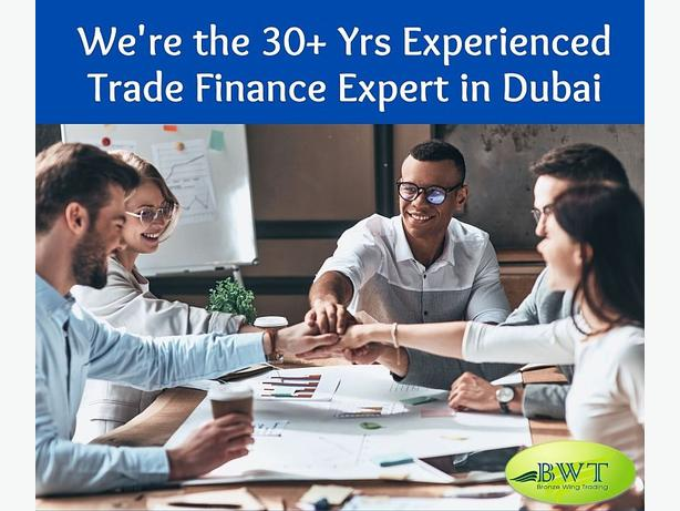 Get Trade Finance Support from Us