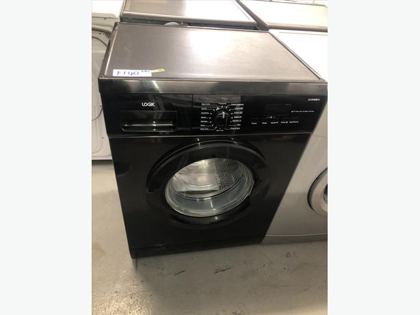 ♻️♻️ LOGIK 6KG WASHING MACHINE- BLACK ♻️♻️