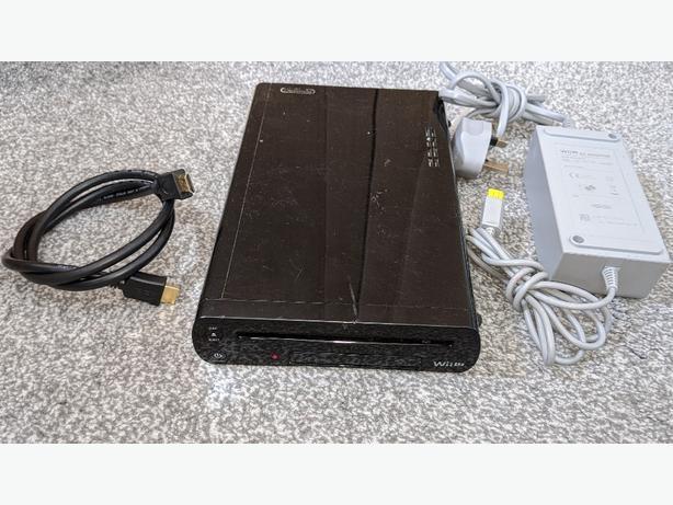 Wii u console 32gb