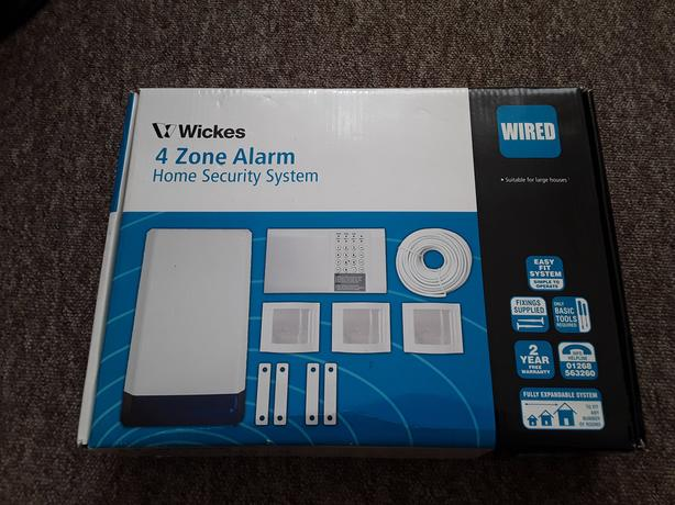 WICKES HOME SECURITY SYSTEM