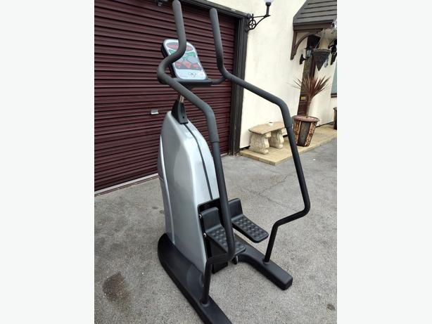 Electric professional stepper/climber