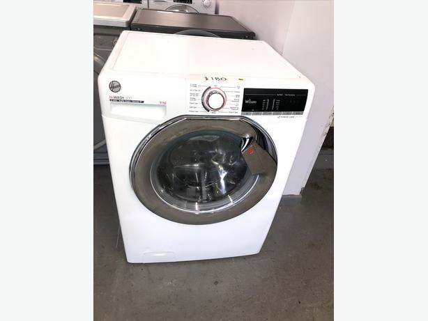 ♻️♻️PLANET 🌎 APPLIANCE-  GRADED HOOVER 9KG WASHER ♻️♻️