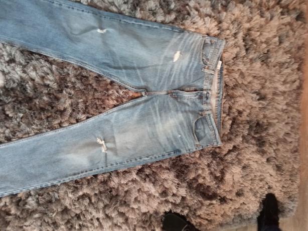 Mens Levi's Jeans 38/32