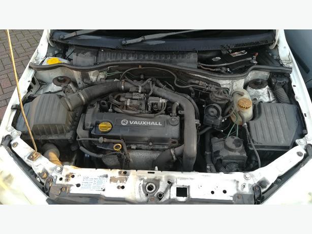 1.7 Vauxhall Combo Di, 100k miles, alarmed, long MOT, £1000 ovno