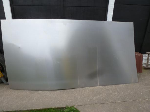 new 1.2mm steel sheet