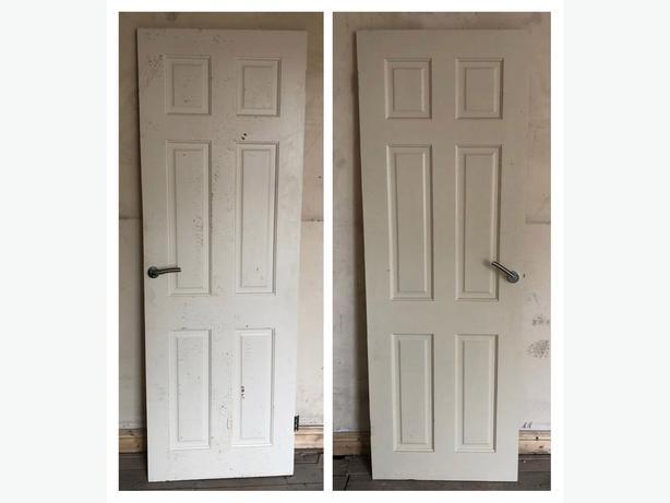 Doors for Sale (broken edge or broken handles)-Selling for only £10 each