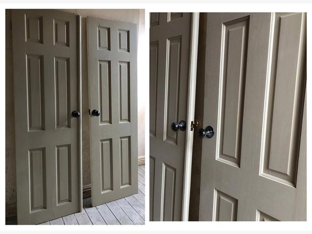 Double Doors - £30 for each pair