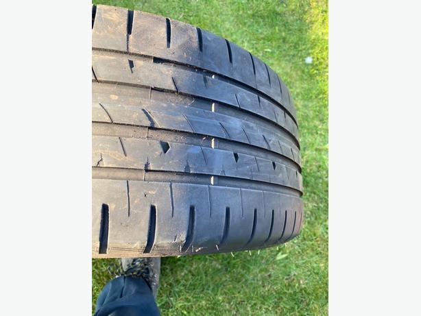 GOODYEAR car tire (245/35R18)