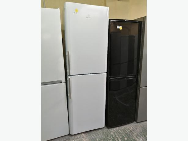 Indesit tall fridge freezer 4 drawers with warranty at Recyk Appliances