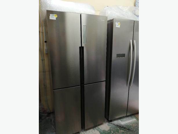 Haier American style Fridge freezer with warranty at Recyk Appliances