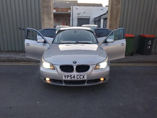 part ex to clear BMW 525D automatic £1450.00no offers