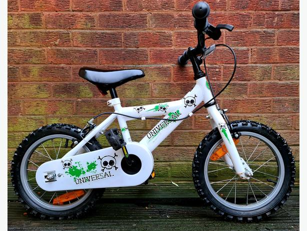 Universal childs bike