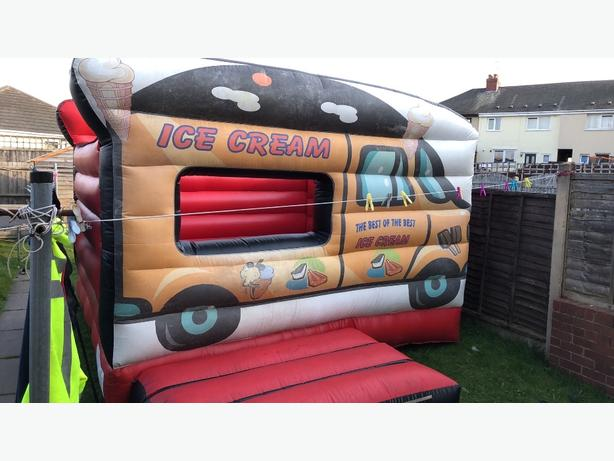 Bouncing castle hire £50 a day