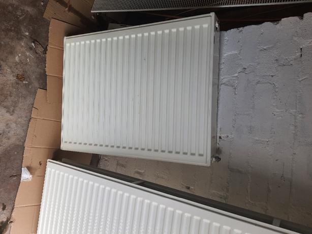 two double radiators