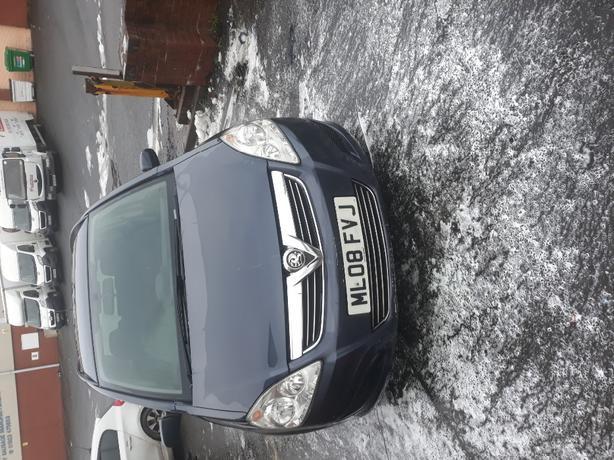 2008 Vauxhall zafira 1 6