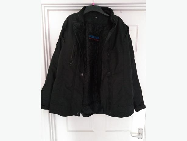 Womens textile motorcycle jacket