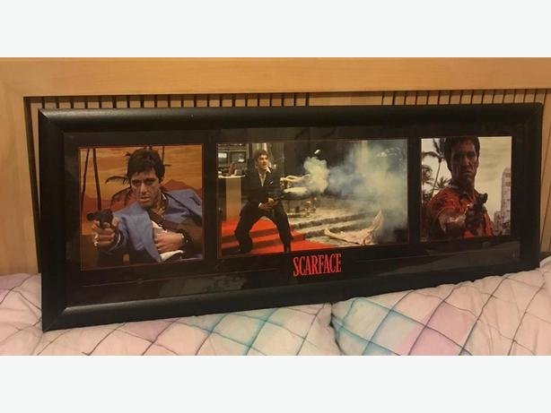 Scarface Photos in Frame