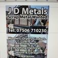 WANTED: scrap metal