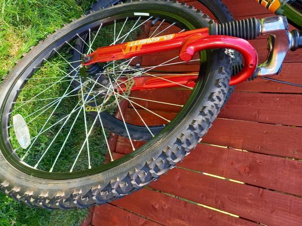 Bike,24 inch wheel.