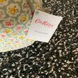 Cath Kidston fluffy cat bed