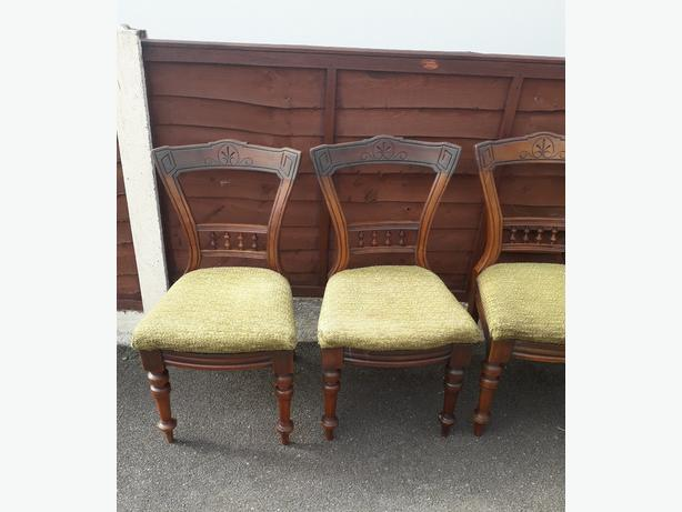 Old Victorian Chairs