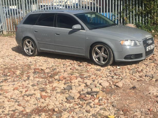 audi a4 1.9 tdi s-line estate
