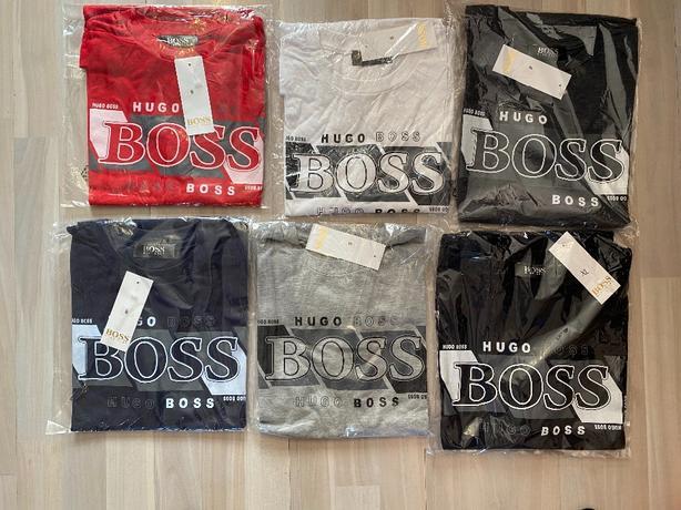 Hugo boss tops