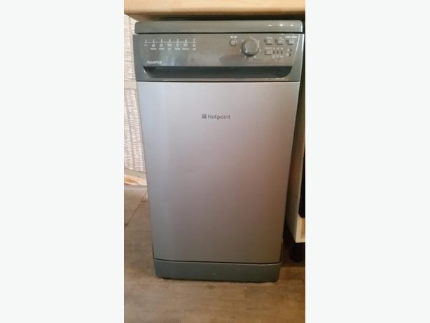 hotpoint aquarius slimline dishwasher