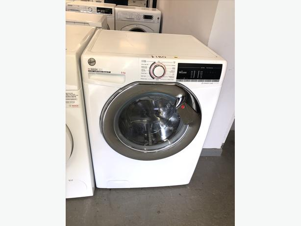♻️♻️ PLANET 🌎 APPLIANCE- GRADED HOOVER 9KG WASHING MACHINE/ WASHER ♻️♻️
