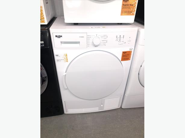 ♻️♻️ PLANET 🌍 APPLIANCE- GRADED BUSH 7KG WASHING MACHINE ♻️♻️