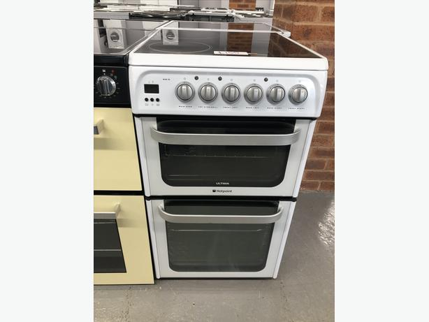 ♻️♻️ PLANET 🌎 APPLIANCE- HOTPOINT 50CM ELECTRIC COOKER ♻️♻️