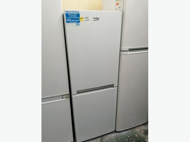 BEKO FRIDGE FREEZER GRADED WITH WARRANTY AT RECYK APPLIANCES