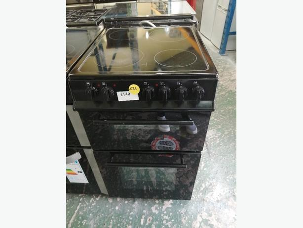 BELLING 50 CM ELECTRIC COOKER WITH WARRANTY AT RECYK APPLIANCES