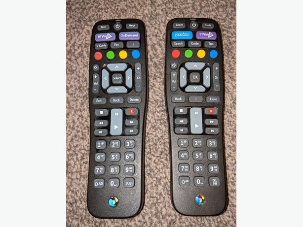 bt remote vision rc2984501/02b