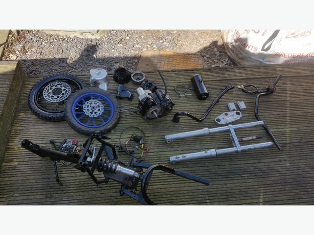 pitbike bits