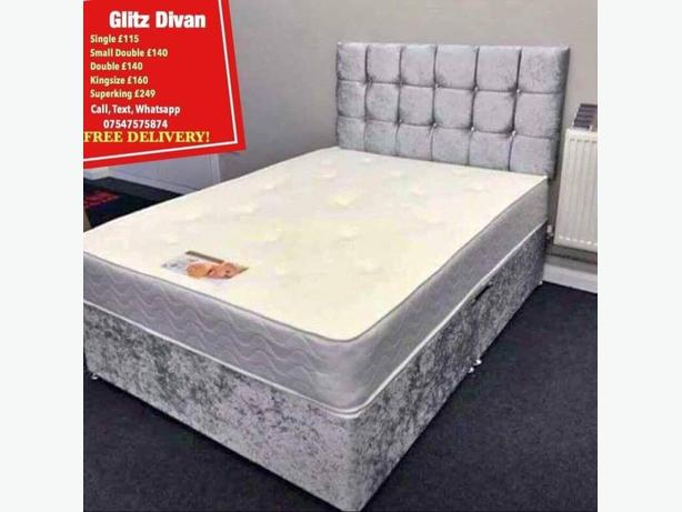 BRAND NEW BEDS & FREE DELIVERY